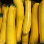 Zucchini gelb Kola